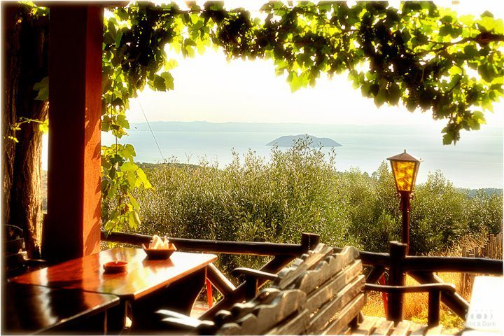 Paul's Taverna Parthenon – The traditional taverna in Chalkidiki